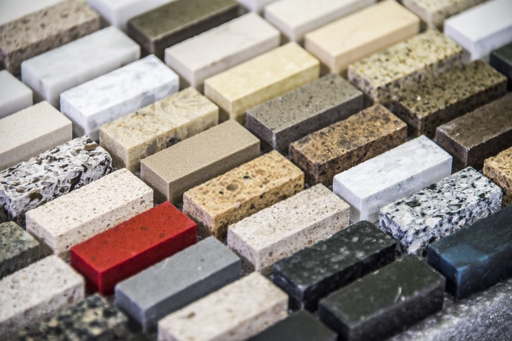 Selecting the right granite color